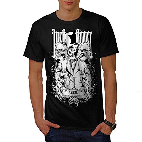 jack-the-ripper-fear-serial-kill-men-new-black-l-t-shirt-wellcoda