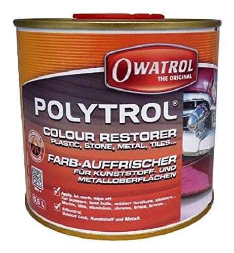 Owatrol Polytrol Rénovateur de couleurs 0,5 L