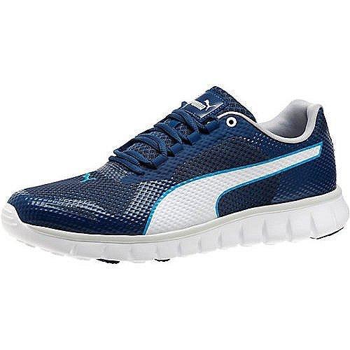 Puma Chaussures de course de Blur F5 multicolore - Bleu/Blanc