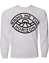 Bring Me The Horizon Eye Sweat / Pull Over (Gris)