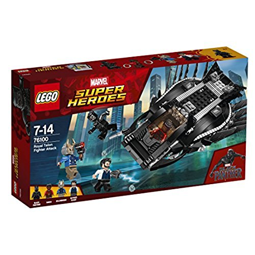 LEGO Super Heroes - Royal Talon Fighter Attack (76100)