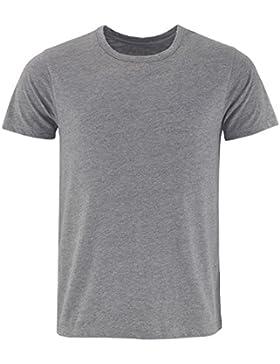 Comfy Co - Camiseta de manga corta de pijama modelo Sleepy para hombre