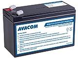 Avacom AVA-RBC17 Ersatz für RBC17 USV-Akku schwarz