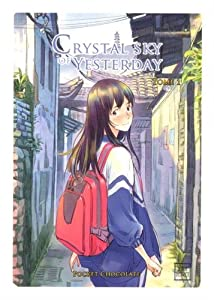 Crystal Sky of Yesterday Edition simple Tome 1