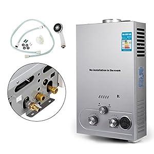 Guellin LNG Calentador de Agua de Gas Natural Calentador de Agua Calentador de Agua Automático Calentador de Agua…