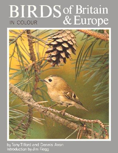 Birds of Britain & Europe/in Colour