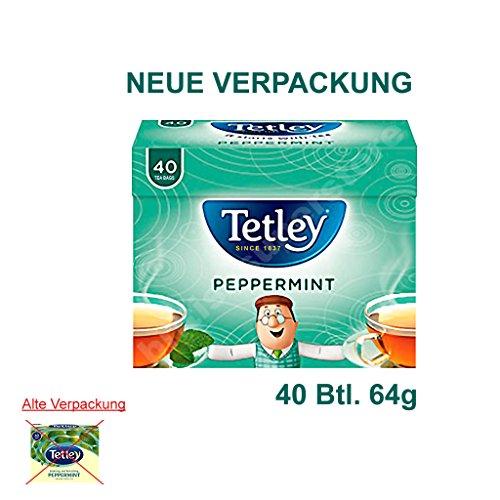 Tetley Peppermint 40 Teabags