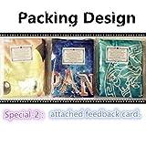 Personalisierte 45,7x 45,7cm quadratisch Baumwolle Kissenbezüge Orient quadratisch Muster in coral pink grau creme Überwurf Kissen Bezüge - 4