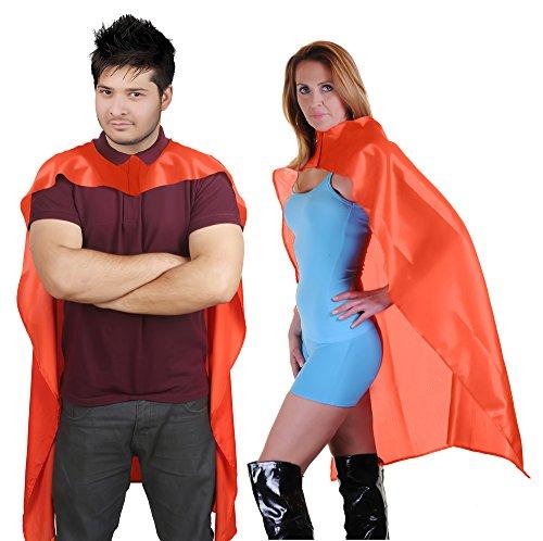 Kürbisse Google Halloween (Damen Herren Halloween Klaue Hörner Sfx Kit Handschuhe Lack Maske Kap Makeup Latex Blut Perücke Zubehör (Orange Kürbis Cape)