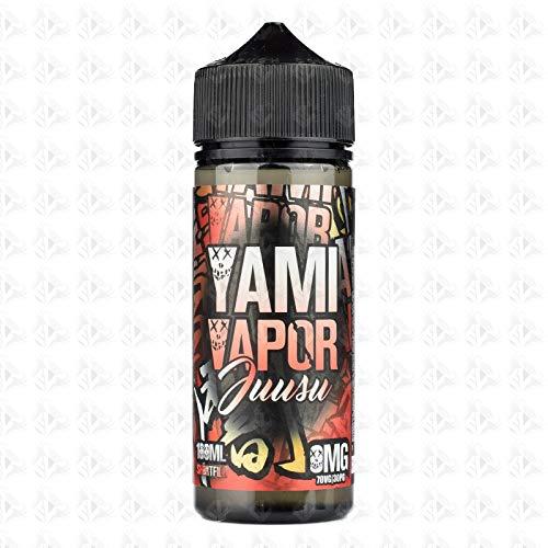 Yami Vapor 100ml Shortfill 0mg No Nicotine (Gorudo)