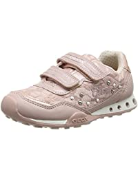 Geox Mädchen Jr New Jocker Girl B Low-Top