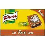 Knorr cubes de bouillon de porc (8x10g) - Paquet de 6