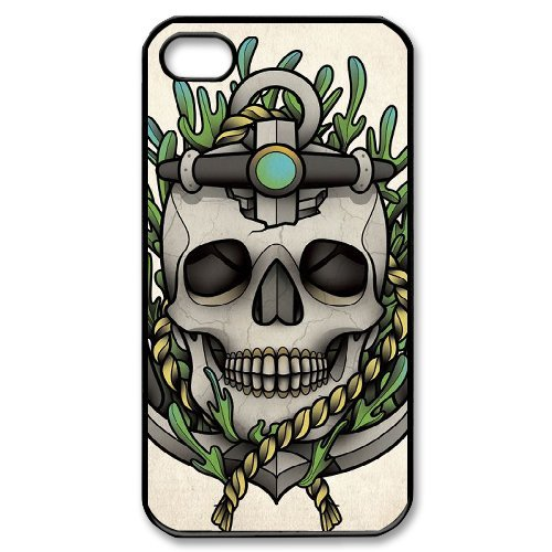 LP-LG Phone Case Of Sugar Skull For Iphone 4/4s [Pattern-6] Pattern-2