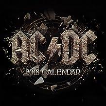 2018 AC/DC Official Calendar