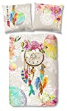 HIP Duvet Cover + 1 Pillowcase Guillia Multi 155 x 220 cm + 80 x 80 cm