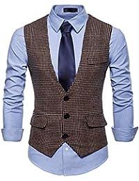 Amazon.fr   gilet noel - Costumes et vestes   Homme   Vêtements 5cd38ab0def