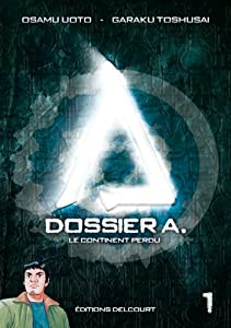 Dossier A. Edition simple Tome 1