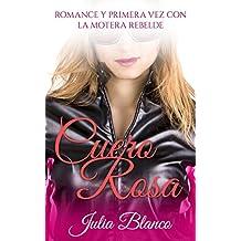 Cuero Rosa: Romance y Primera Vez con la Motera Rebelde (Novela de Romance Lésbico y Erótica nº 1)