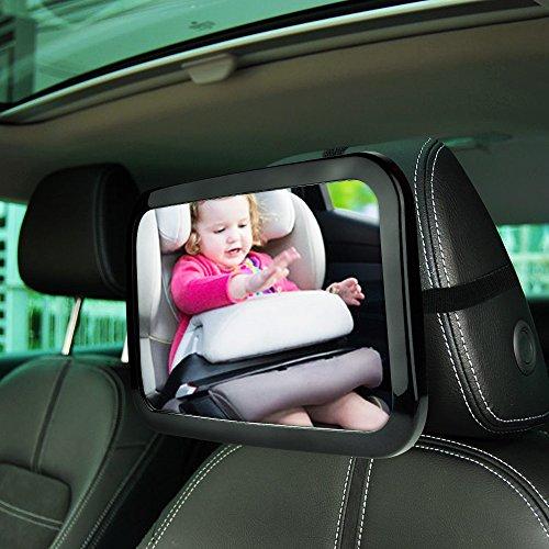 Comprar zacro el espejo retrovisor para vigilar al beb en el coche carritos baratos - Espejo coche bebe amazon ...