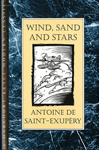 Book cover for Wind, Sand and Stars