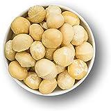 1001Frucht Ganze Macadamia Nüsse ohne Schale – Ungsalzen – Unbehandelt - ohne Zusatzstoffe, 1000 g