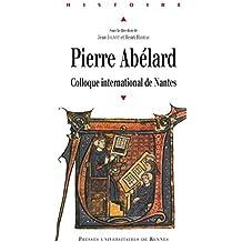 Pierre Abélard: Colloque international de Nantes