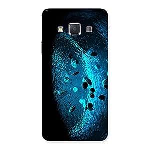 Enticing Astro Design Multicolor Back Case Cover for Galaxy A3