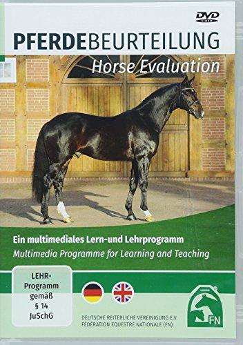 Pferdebeurteilung /Horse Evaluation: Ein multimediales Lern- und Lehrprogramm (DVD-ROM Deutsch /Englisch) Mac Cord