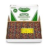 Crayola - 52-8019.0030 - Education - Classpack De 832 Crayons À La Cire - 1 Taille-Crayon Inclus