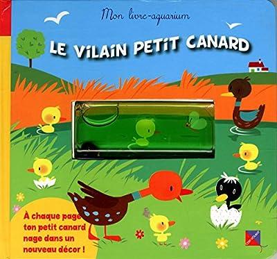 Le vilain petit canard - Mon livre-aquarium