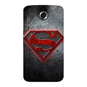 Premium Day Zone Multicolor Back Case Cover for Nexsus 6