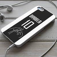 Telefonkasten Juventus Paulo Dybala Hülle Fußball Case Handyhülle Abdeckung Etui Vandot Schutzhülle iPhone X, 8, 8+ , 7, 7+, 6S, 6, 6S+, 6+, 5, 5S, 4S, 4