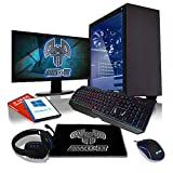 ADMI Gaming PC Package: AMD Dual Core A10-9700 QUAD Core, 8GB Ram, 1TB