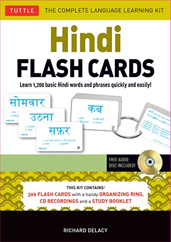 Pdf Review Hindi Flash Cards Kit Learn 1 500 Basic Hindi Words And Phrases Quickly And Easily Review Ebook Supreme 8