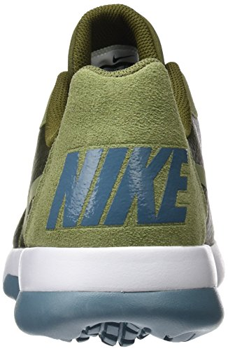 Nike 844857, Sneakers Basses Homme Multicolore (Legion Green / Palm Green / Smokey Blue)