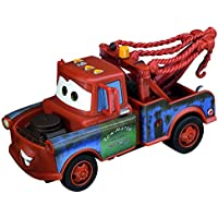 Carrera 20061183 Go!!! Cars 2 - Coche de juguete con diseño de Mate para circuito