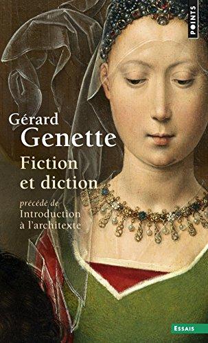 Fiction et diction, précédé deIntroduction à l'architexte par Gérard Genette