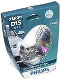 HID-Xenon-Glühbirnen-Set'X-treme' von Philips, 2. Generation, 150%, D1S, 1 Stück, 85415, X v2s1