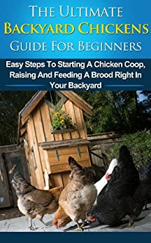 Backyard Chickens Guide For Beginners: Easy Steps To Starting A Chicken Coop, Raising And Feeding A Brood Right In Your Backyard (Choosing Coops, Chicken ... Chicks, Chicken Coops) (English Edition) par [Reid, Bailey]