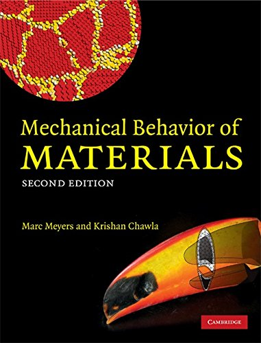 Mechanical Behavior of Materials, 2nd ed.