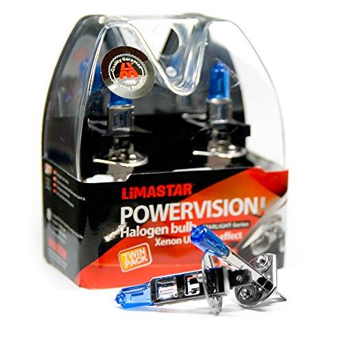 4 x H1 Birnen P14.5s Halogen Lampen Glühlampe 6000K 55W Xenon Optik 12V