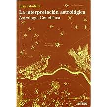 Interpretacion astrologica, la
