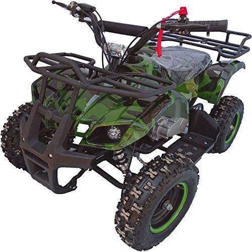MINIQUAD 49CC ATV021 HUMMER CAMUFLAJE