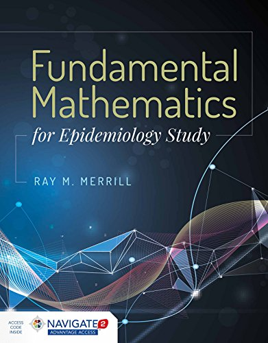 Fundamental Mathematics For Epidemiology Study