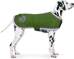 PETBABA Hundemantel Winter, Hundejacke Weich Fleece Warm Reflektierend Winterjacken für Hunde