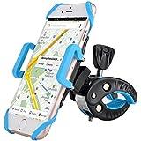 BrainWizz® 360 Air Bike - Support Téléphone Vélo avec Fixation sur le Guidon pour iPhone 5S/ iPhone 6S / iPhone 6 / iPhone 6S Plus / iPhone 6 Plus / Samsung Galaxy S7 et autres Smartphones