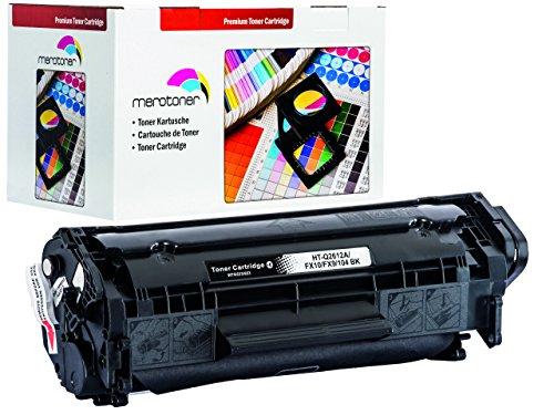 �r HP 12A (OEM-Nr.Q2612A) kompatibel zu HP LaserJet 1010 1012 1015 1018 1020 1022 1022N 1022NW M1005MFP ()