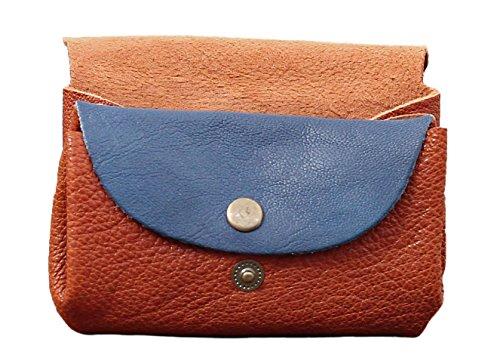 le-gustave-cartera-de-cuero-monedero-estilo-vintage-bicolor-marron-azul-paul-marius