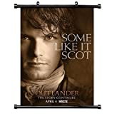 Outlander TV Show Wall Scroll Poster (16 x 24) inches