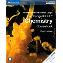 Cambridge IGCSE Chemistry Coursebook with CD-ROM (Cambridge International IGCSE)